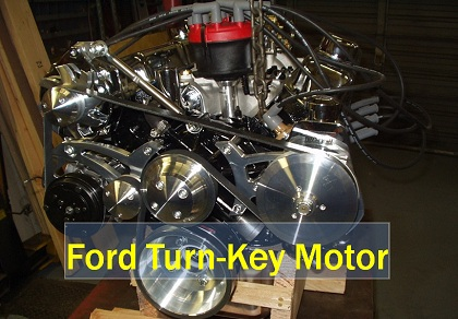 on Turn Key Crate Engines Chevy