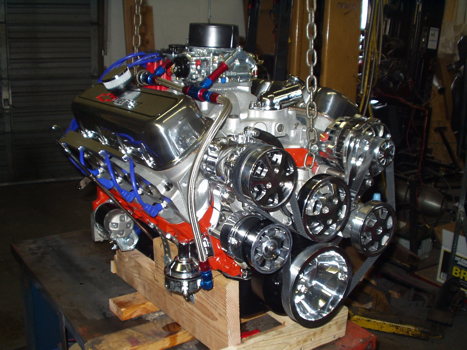 chevy crate engines  eddies performance motors